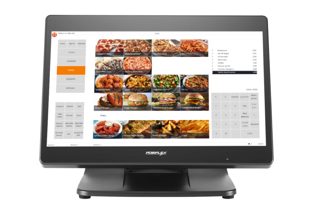 ICR TouchPoint EPoS Till