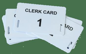 Clerk-Cards